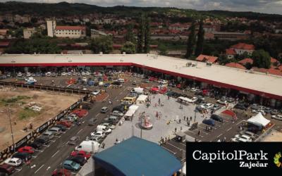 Capitol Park Zaječar opens