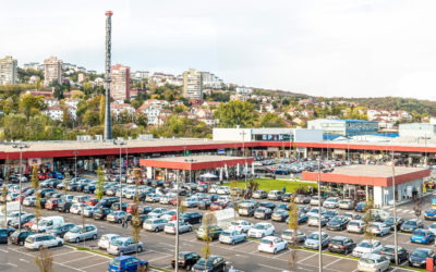 Capitol Park Rakovica celebrated first anniversary and opened five new stores