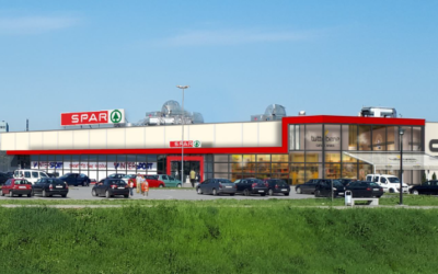 Pozega Shopping Capitol to open in October 2019
